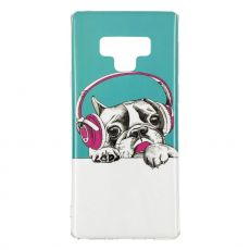 Luurinetti TPU-suoja Galaxy Note 9 Hohto 6