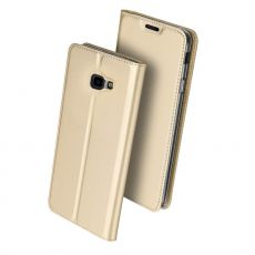 Dux Ducis Business-kotelo Galaxy J4+ 2018 gold