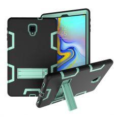LN suojakuori tuella Galaxy Tab A 10.5 2018 cyan