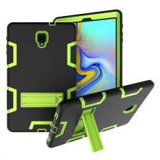 LN suojakuori tuella Galaxy Tab A 10.5 2018 green