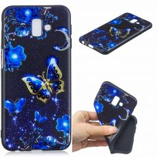 Luurinetti TPU-suoja Galaxy J6+ 2018 Teema 11