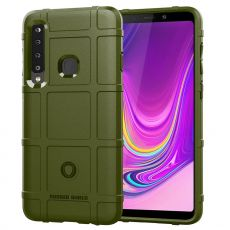 Luurinetti Rugger Shield Galaxy A9 2018 green
