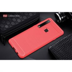 Luurinetti TPU-suoja Galaxy A9 2018 red