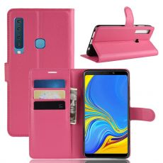 Luurinetti Flip Wallet Galaxy A9 2018 rose