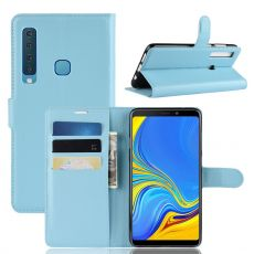 Luurinetti Flip Wallet Galaxy A9 2018 blue