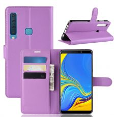 Luurinetti Flip Wallet Galaxy A9 2018 purple