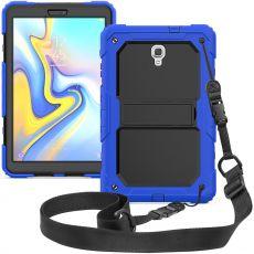 LN suojakuori+kantohihna Galaxy Tab A 10.5 2018 blue