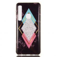 Luurinetti TPU-suoja Galaxy A9 2018 Marble #4