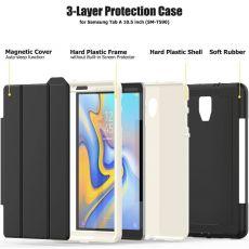 LN Folio Cover 360° Galaxy Tab A 10.5 2018 white