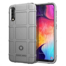 Luurinetti Rugged Shield Galaxy A50 grey