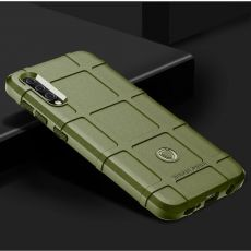 Luurinetti Rugged Shield Galaxy A50 green