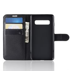 LN Flip Wallet Galaxy S10 5G black