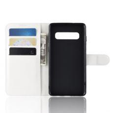 LN Flip Wallet Galaxy S10 5G white