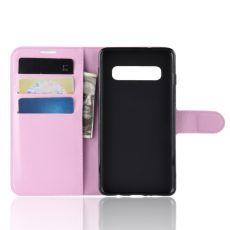 LN Flip Wallet Galaxy S10 5G pink