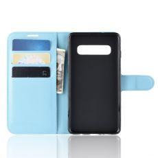 LN Flip Wallet Galaxy S10 5G blue