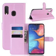 Luurinetti Flip Wallet Galaxy A20e Pink