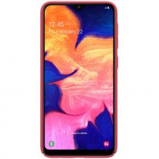 Nillkin Super Frosted kuori Galaxy A10 Red