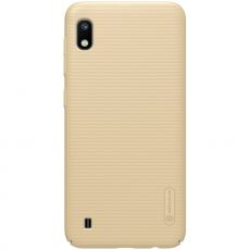 Nillkin Super Frosted kuori Galaxy A10 Gold