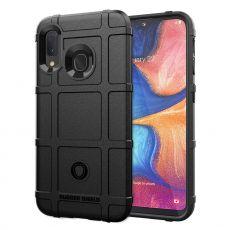 Luurinetti Rugged Shield Galaxy A20e Black