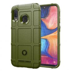 Luurinetti Rugged Shield Galaxy A20e Green