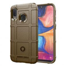 Luurinetti Rugged Shield Galaxy A20e Brown