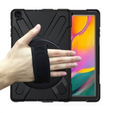 LN Rugged Case Galaxy Tab A 10.1 2019 black