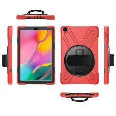 LN Rugged Case Galaxy Tab A 10.1 2019 red