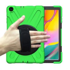 LN Rugged Case Galaxy Tab A 10.1 2019 green