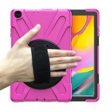 LN Rugged Case Galaxy Tab A 10.1 2019 rose