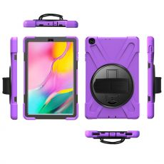 LN Rugged Case Galaxy Tab A 10.1 2019 purple