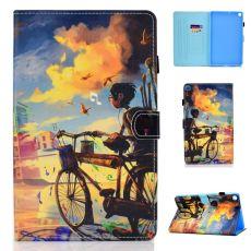 Luurinetti suojalaukku Galaxy Tab S5e Teema 14