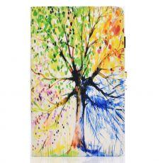 Luurinetti suojalaukku Galaxy Tab S5e Teema 12