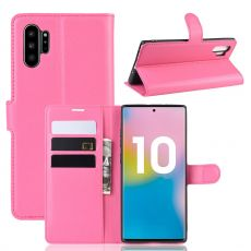 Luurinetti Flip Wallet Galaxy Note 10+ Rose