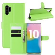 Luurinetti Flip Wallet Galaxy Note 10+ Green