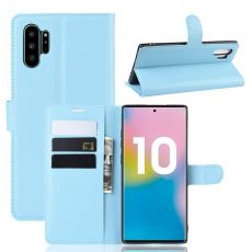 Luurinetti Flip Wallet Galaxy Note 10+ Blue
