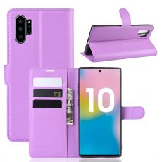Luurinetti Flip Wallet Galaxy Note 10+ Purple