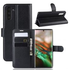 Luurinetti Flip Wallet Galaxy Note 10 Black