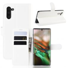 Luurinetti Flip Wallet Galaxy Note 10 White