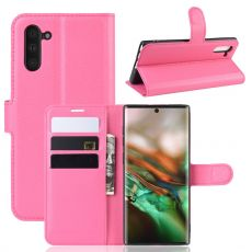 Luurinetti Flip Wallet Galaxy Note 10 Rose