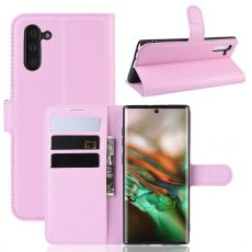 Luurinetti Flip Wallet Galaxy Note 10 Pink