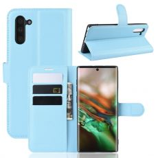 Luurinetti Flip Wallet Galaxy Note 10 Blue