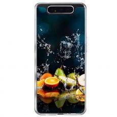 Luurinetti TPU-suoja Galaxy A80 Theme 1