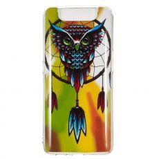 Luurinetti TPU-suoja Galaxy A80 Hohto 5