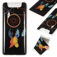 Luurinetti TPU-suoja Galaxy A80 Hohto 8