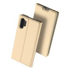 Dux Ducis Business-kotelo Galaxy Note 10+ Gold