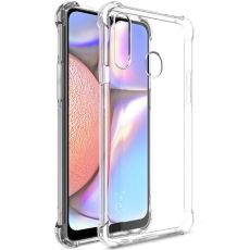 Imak läpinäkyvä Pro TPU-suoja Galaxy A20s