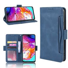 LN 5card Flip Wallet Galaxy A20s Blue