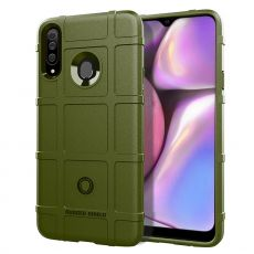 LN Rugged Shield Galaxy A20s Green