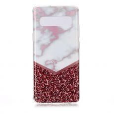LN TPU-suoja Galaxy S10 5G Marble #1