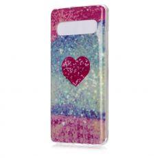 LN TPU-suoja Galaxy S10 5G Marble #2